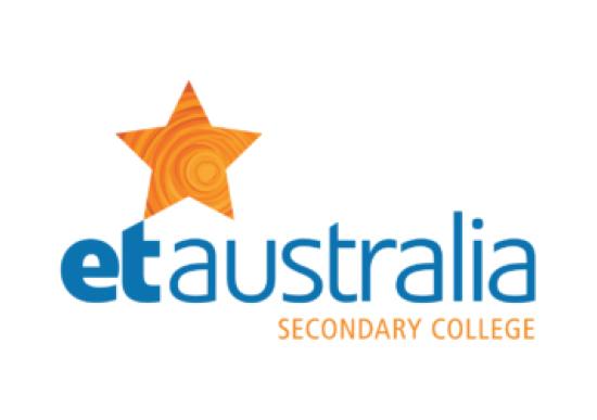 ET Australia Secondary College logo