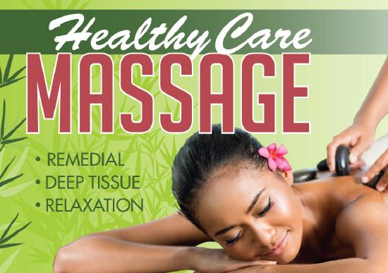 Healthy Care Massage logo