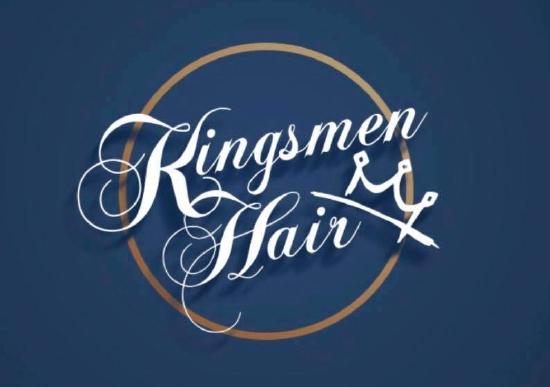 Kingsmen Hair logo