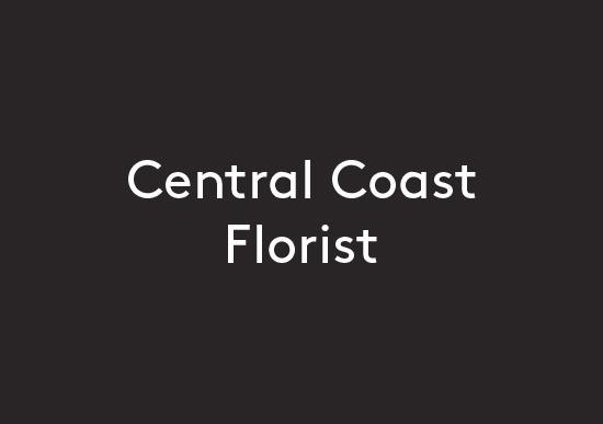 Central Coast Florist logo