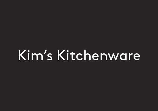 Kim's Kitchenware logo