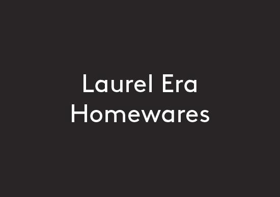 Laurel Era Homewares logo