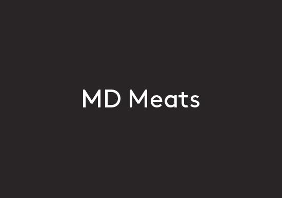 MD Meats logo