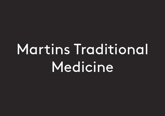 Martins Traditional Medicine logo