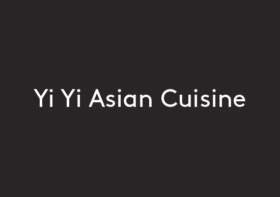 Yi Yi Asian Cuisine logo
