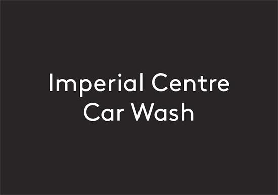 Imperial Centre Car Wash logo